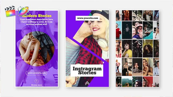 Thumbnail for Instagram Stories V.5