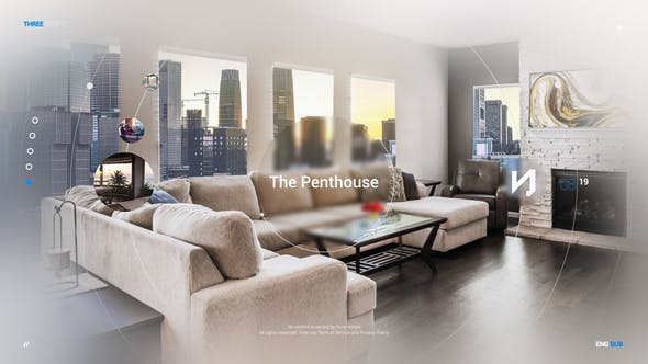 Thumbnail for Residence and Real Estate Presentation