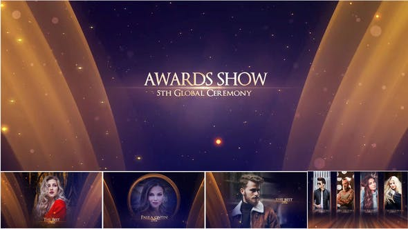 Thumbnail for Awards Show | 2 versions