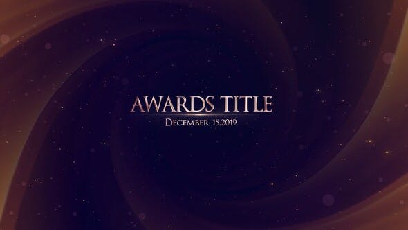 Thumbnail for Awards Title