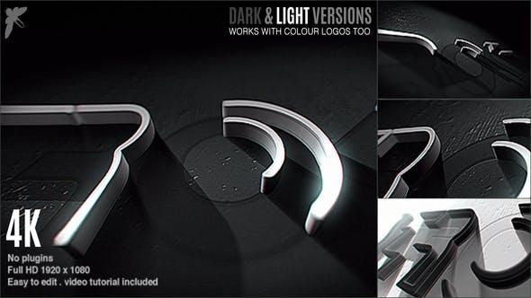 Thumbnail for 3D Stroke Logo