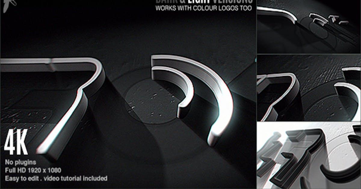 Download 3D Stroke Logo by Ultinato