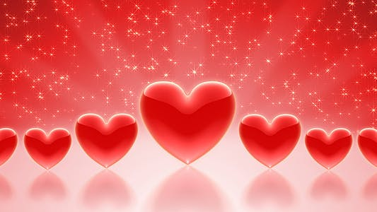 Cover Image for Valentines Hearts