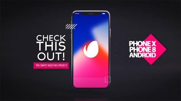 Thumbnail for Dynamic Mobile App Promo