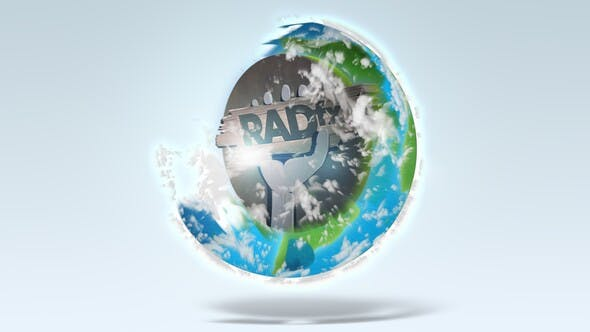 Thumbnail for Earth Logo Reveal