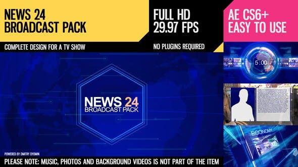 Thumbnail for News 24 (Pack Diffusion)