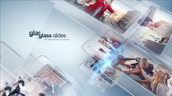 Thumbnail for Modern Glass Slide