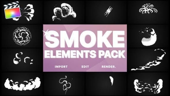 Thumbnail for Éléments de fumée | FCPX