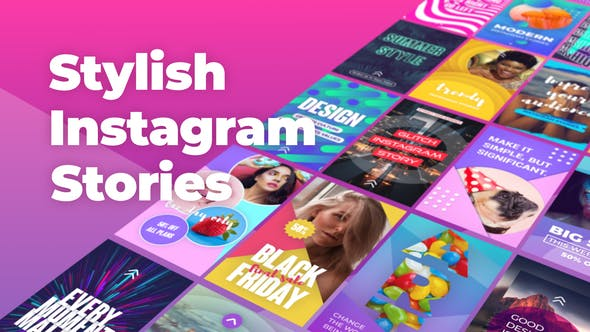 Thumbnail for Stylish Instagram Stories