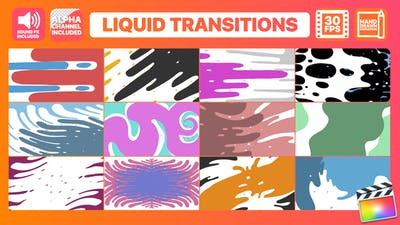 Liquid Motion Transitions | Final Cut Pro