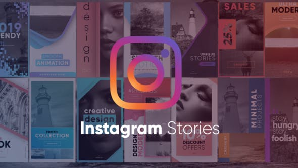 Thumbnail for Trendy Instagram Stories Pack