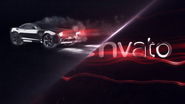 Thumbnail for Car Logo Intro