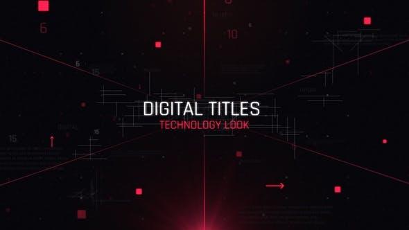 Thumbnail for Digital Trailer Titles
