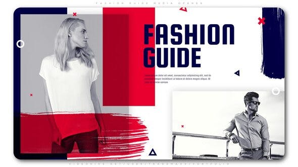 Thumbnail for Fashion Guide Media Opener