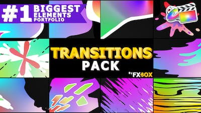 Gradient Transitions | FCPX