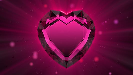 Thumbnail for Valentine`s ruby heart