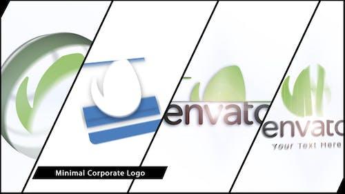 Minimal Corporate Logo