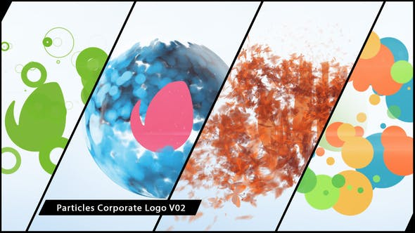 Thumbnail for Particles Corporate Logo