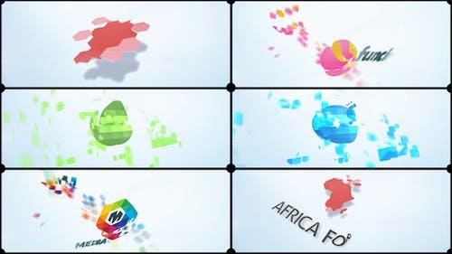 Fragments Corporate Logo