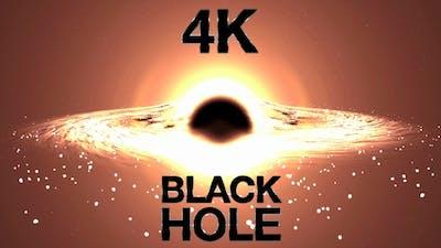Black Hole 4K