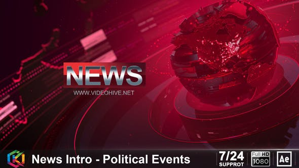 Thumbnail for News Intro - Political Events