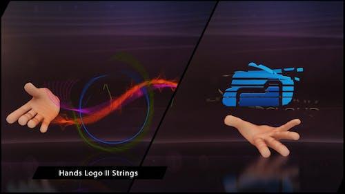 Hands Logo II Strings