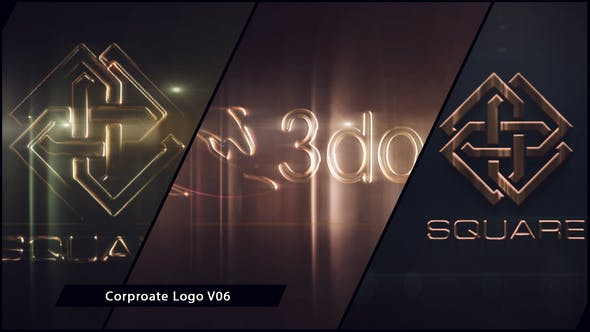 Thumbnail for Corporate Logo VI Elegance