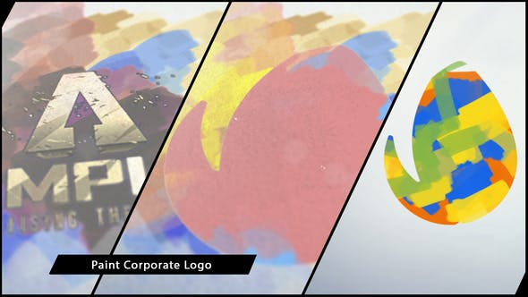 Thumbnail for Paint Corporate Logo