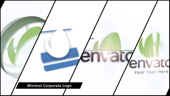 Thumbnail for Minimal Corporate Logo