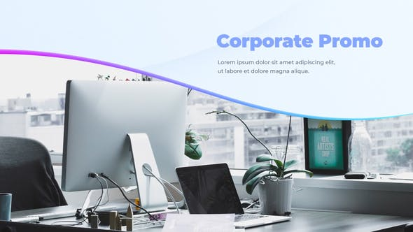 Thumbnail for Tendro - Corporate Promo Company Presentation