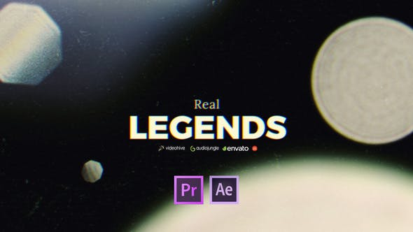 Thumbnail for Film Titles Slideshow - Real Legends