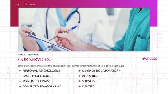 Healthcare Clinic Promo
