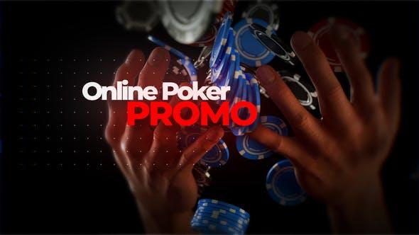 Online Poker App Promo & Poker Intro