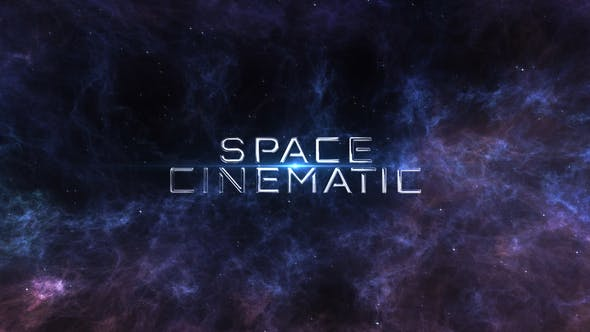 Thumbnail for Space Cinematic Titles