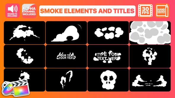 Thumbnail for Smoke Elements | Final Cut Pro