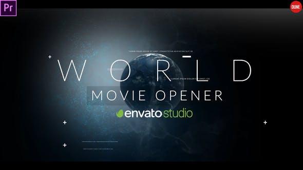 Thumbnail for Ouvreur de film du monde