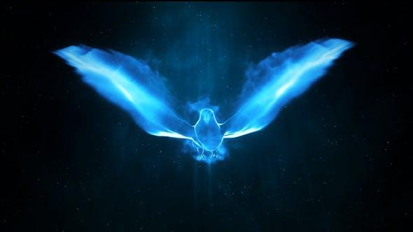 Thumbnail for Magic Bird Logo Intro