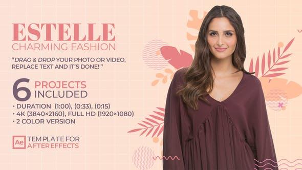 Estelle Charming Fashion - Stylish Clothing Sale