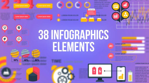 Thumbnail for Infographies Eléments