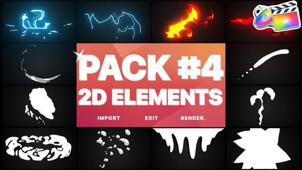 Thumbnail for Flash FX Elements Pack 04 | Final Cut