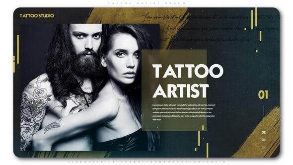 Thumbnail for Tattoo Artist Promo