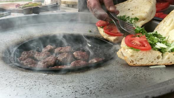 Thumbnail for Meatball in Turkish Outdoor Style