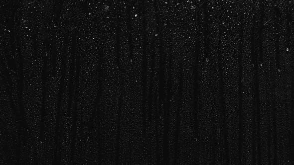 Thumbnail for Raining On Black Background