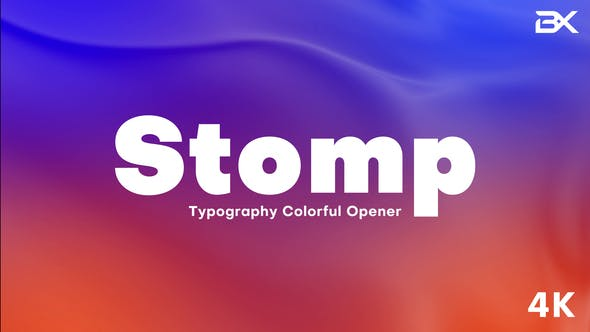 Thumbnail for Stomp Colorful Opener