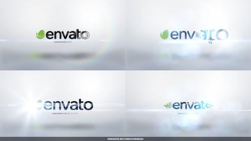 Modern Logo Reveal 2