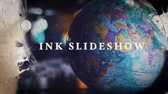 Thumbnail for Presentación de diapositivas de tinta