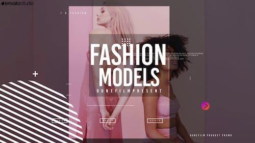 Abridor de modelos de moda