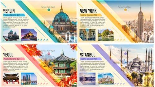 Travel Guide Promo