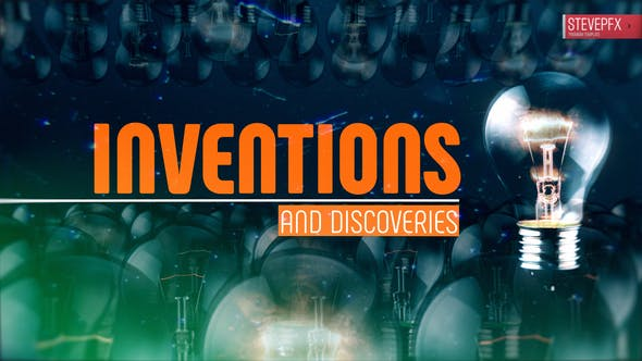 Thumbnail for Idea. Inventions and discoveries
