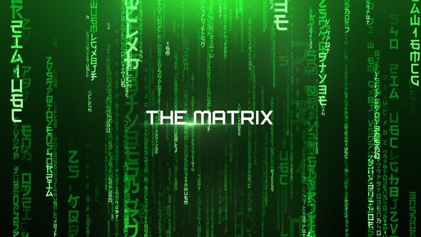 The Matrix - Cinematic Titles